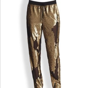 Robert Rodriguez sequin pants